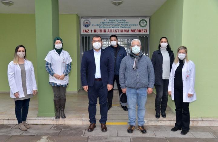 لقاح تركي مضاد لكورونا يدخل ضمن قائمة منظمة الصحة العالمية