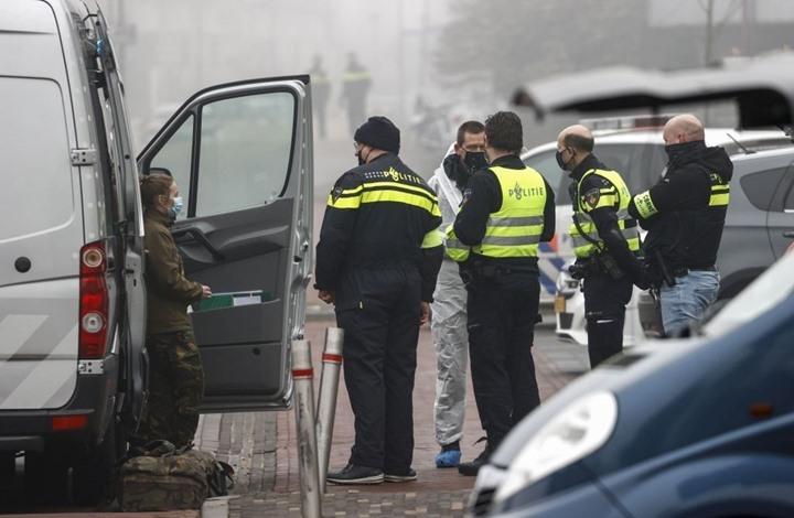 """انفجار غامض قرب مركز فحوصات """"كورونا"""" في هولندا"""