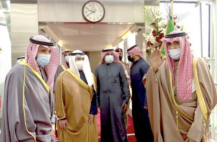 أمير الكويت يتجه إلى الولايات المتحدة لإجراء فحوصات طبية