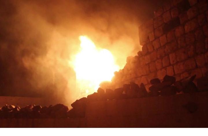 "قتلى وإصابات بقصف ""باليستي"" بريف حلب (شاهد)"