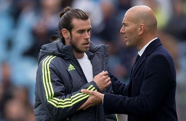 زيدان يرفض عودة غاريث بيل إلى ريال مدريد