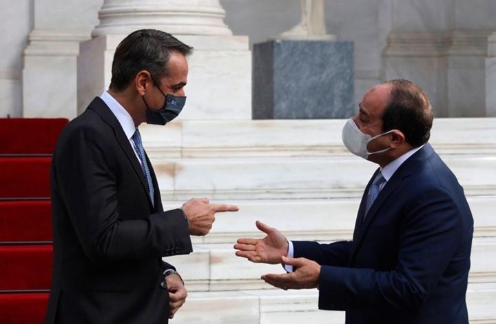 حراك يوناني لمنع تقارب محتمل بين تركيا ومصر بشرق المتوسط