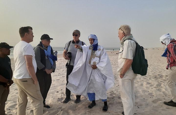 قصة موريتاني اعتُقل ظُلما بغوانتنامو تجوب العالم (شاهد)