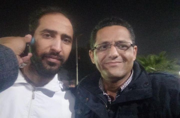 إطلاق سراح 3 صحفيين مصريين بعد اعتقال لعامين