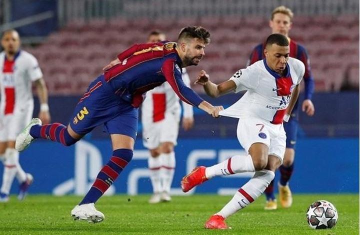خبر غير سار لأنصار سان جيرمان قبل مواجهة برشلونة