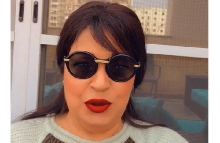 """فيفي عبده لمتابعيها: """"أنا عيّانة"""" (شاهد)"""