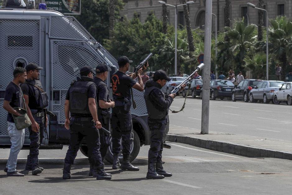 قتيلان بين مؤيدي الشرعية جراء قمع التظاهرات بمصر