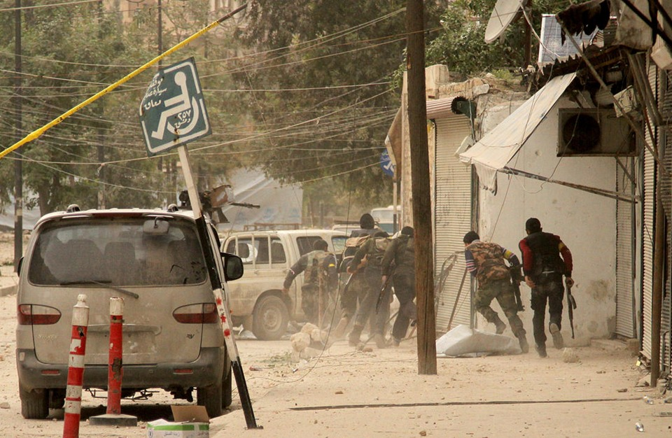 الحكومة السورية المؤقتة تشكل وزارة دفاع تمهيدا لجيش موحد