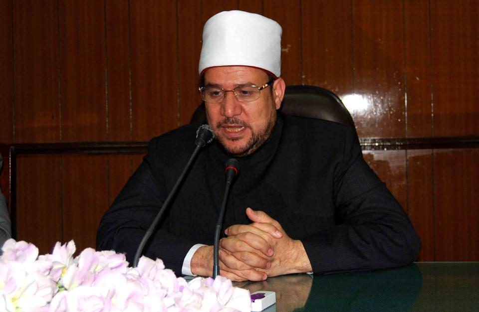 وزير أوقاف مصر: الخلافة الإسلامية صراع دموي وسعي للسلطة