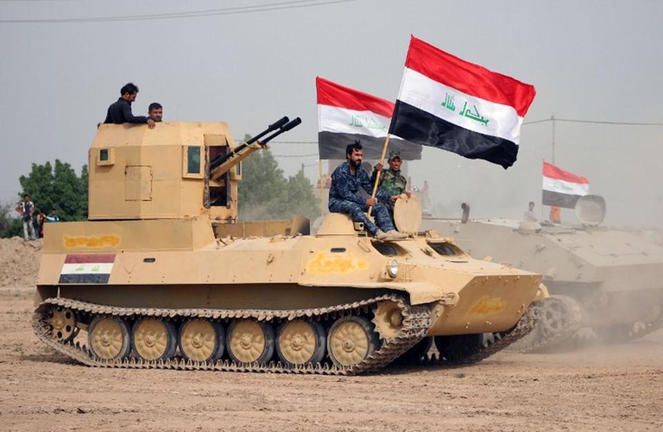 قتلى من تنظيم الدولة والجيش العراقي باشتباكات قرب بغداد