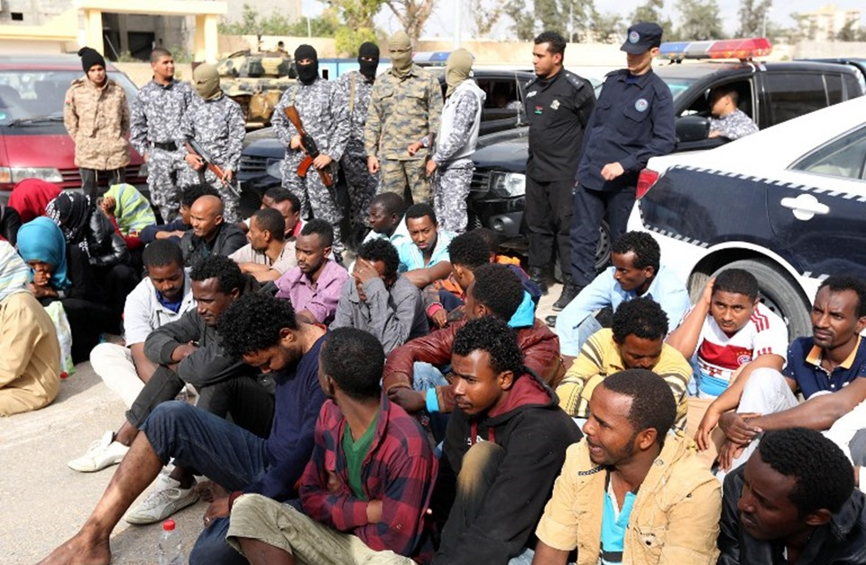 تورط مصري بخطوط الهجرة غير الشرعية في ليبيا