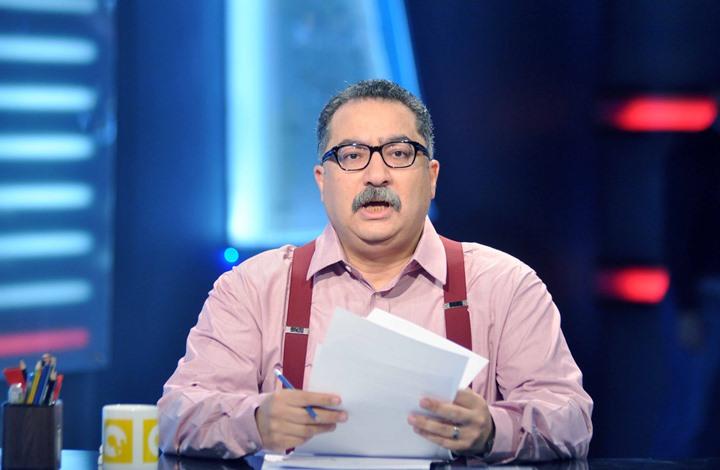 في أول ظهور له بعد إيقاف برنامجه الإعلامي إبراهيم للسيسي : أنت كافر (شاهد)