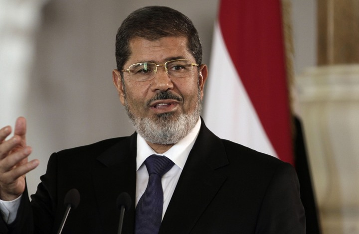 """حملة لـ""""الثوري المصري"""" دعما لصمود """"مرسي"""" وتمسكا بشرعيته"""