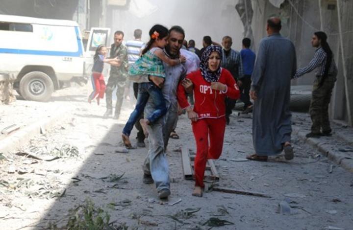 الروس والنظام يتصدرون قائمة مرتكبي المجازر بسوريا