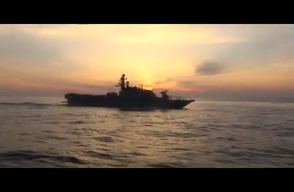 """صيادو غزة يصطادون سمك الـ""""9 أميال"""""""