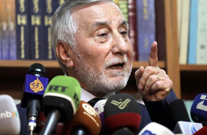 وفاة سفير دمشق السابق بالأردن بهجت سليمان متأثرا بكورونا