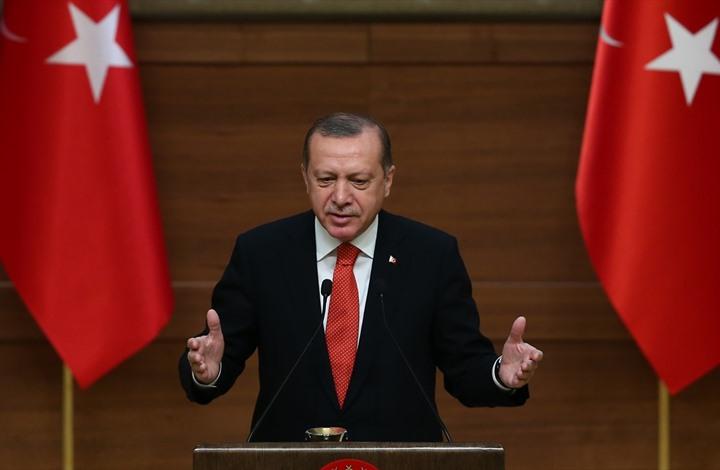 أردوغان: اقتصاد تركيا ينمو 6 بالمائة خلال العام الجاري