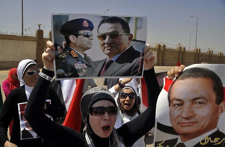 السيسي يهيمن على الإعلام برجال مبارك عبر مجلس وهيئتين