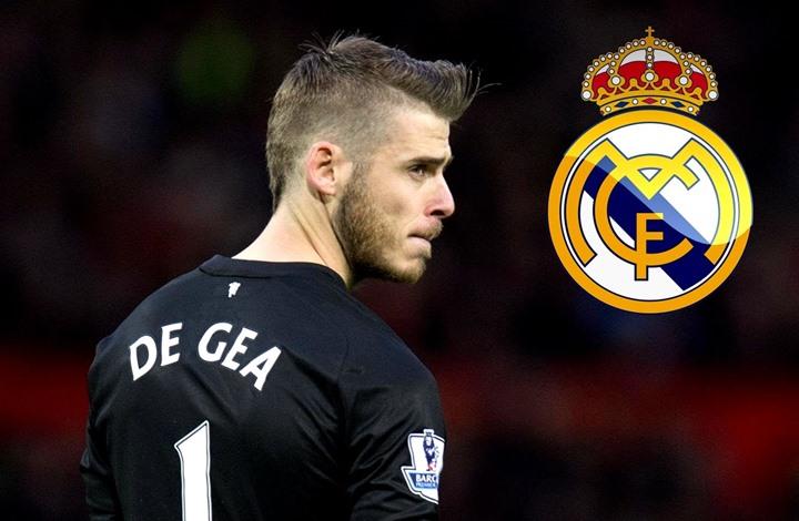 هل يصمد دي خيا أمام إغراءات ريال مدريد؟