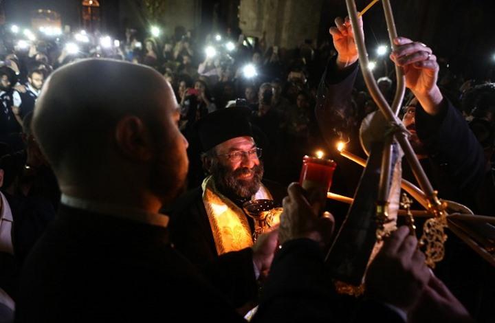 مسيحيون في الأردن يحتفلون بعيد القيامة وسط إجراءات أمن مشددة
