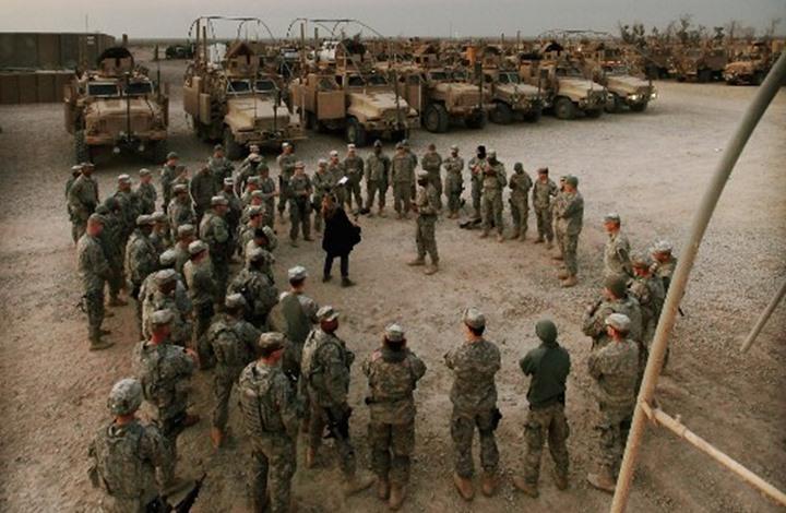 ما مستقبل نفوذ الولايات المتحدة بالعراق بعد خفض قواتها؟