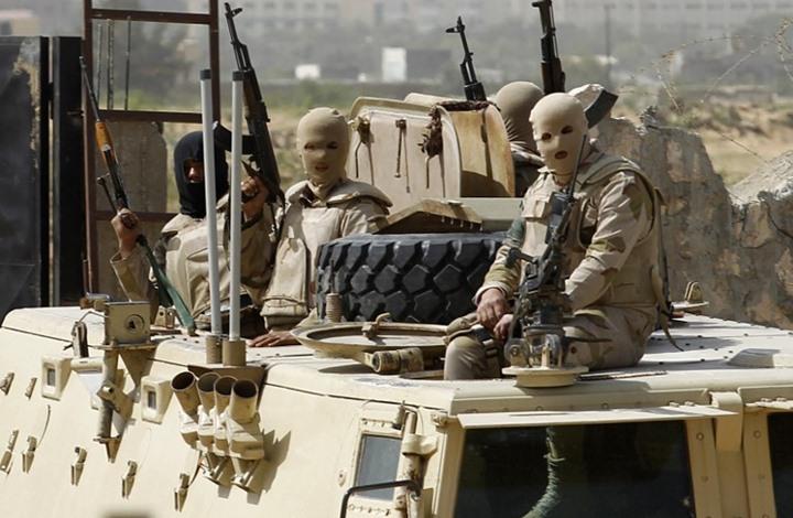 دوافع محتملة لإرسال النظام المصري جنودا إلى شمال سوريا