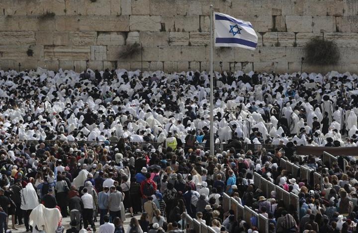 إحصاء إسرائيلي: عدد اليهود اليوم كما في 1922.. أرقام تفصيلة