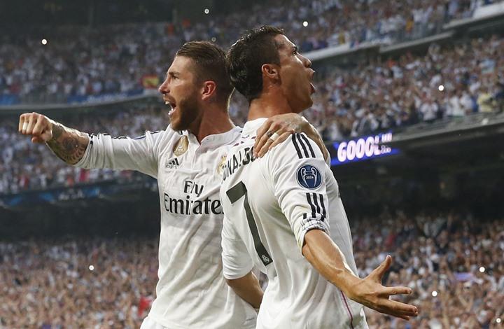 رونالدو وراموس يطالبان لاعب البايرن بالتوقيع لريال مدريد