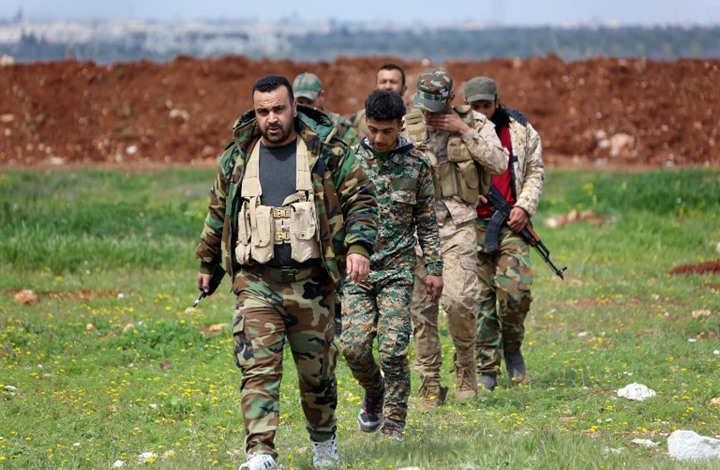 الشبكة السورية: اعتقال 20 مدنيا على يد نظام الأسد بريف حلب