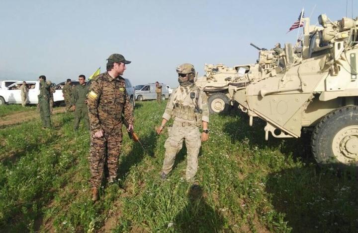 المارينز إلى جانب أكراد سوريا.. كيف سيرد الأتراك؟ (شاهد)