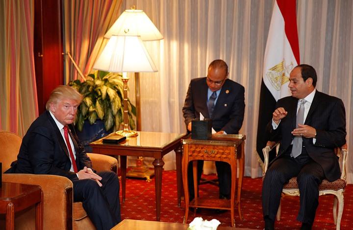 هل يكفي لقاء السيسي وترامب لإنقاذ اقتصاد مصر من الانهيار ؟