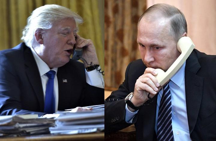 روسيا: نشر محادثات بوتين وترامب يحتاج موافقتنا