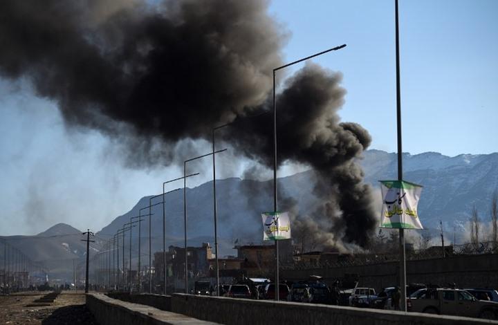مقتل 11 شخصا في انفجار قنبلة في أفغانستان
