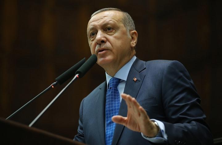 أردوغان للسراج: تركيا ستسخر إمكاناتها لمنع المؤامرة على ليبيا