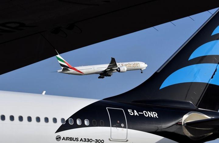 كورونا يتسبب بخسائر ضخمة لشركات الطيران العربية (إنفوغراف)