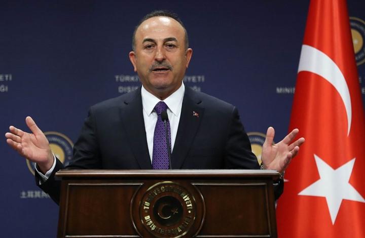 """تركيا: ندعم وساطة """"صادقة"""" للاتحاد الأوروبي بشأن المتوسط"""