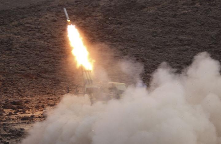 التحالف يقول إنه اعترض صاروخين باليستيين أطلقهما الحوثيون