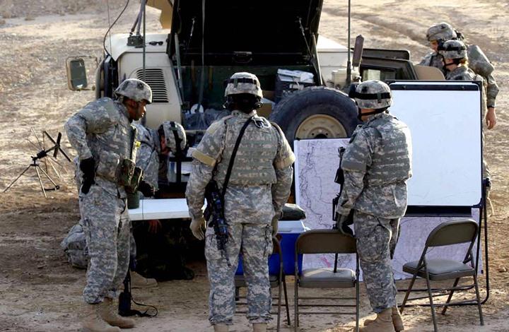 استهدافات متكررة لقوات التحالف الدولي في العراق