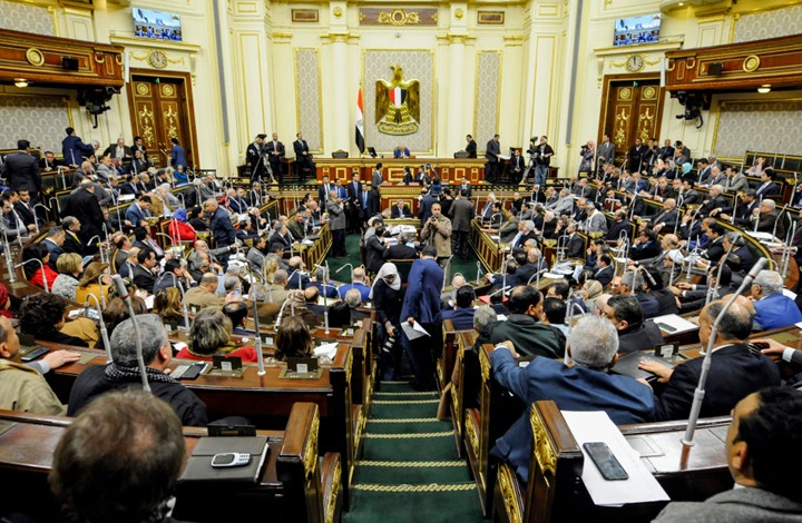 """البرلمان المصري ينتقل بحلته الجديدة إلى رئاسة """"حنفي جبالي"""""""