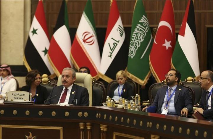 تركيا و4 دول عربية تتفق على دعم استقرار ووحدة العراق