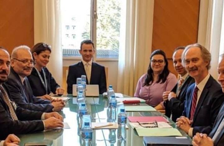 """هيئة التفاوض للمعارضة السورية تتحدث عن """"تقارب مع موسكو"""""""