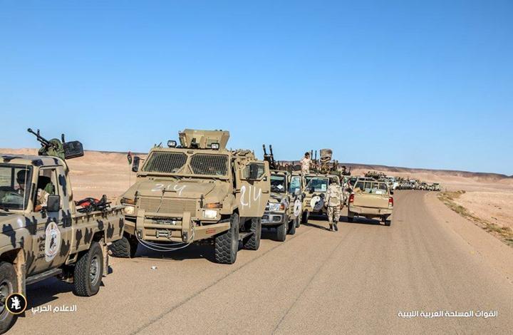 تعرف إلى أبرز القوات المشاركة مع حفتر بهجومه على طرابلس