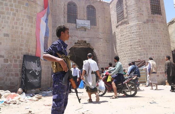 انفجار عبوة قرب مقر عسكري بتعز جنوب اليمن