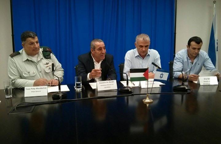عقد أول لقاء فلسطيني-إسرائيلي بعد عودة التنسيق