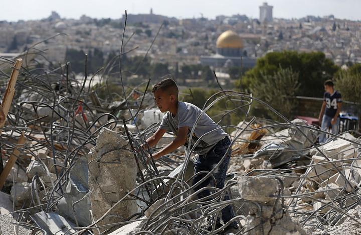 الاحتلال يواصل هدم المنازل بالقدس المحتلة والضفة