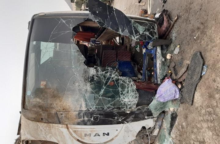 مقتل عاملتين بحادثة يخرج النساء للاحتجاج جنوب المغرب (شاهد)