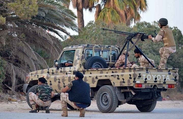 """""""عربي21"""" ترصد تطورات المعارك بين قوات """"الوفاق"""" و""""حفتر"""""""