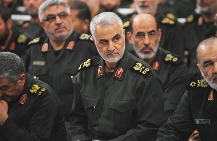 مونيتور: الغارات على سوريا ولبنان والعراق رسالة لسليماني