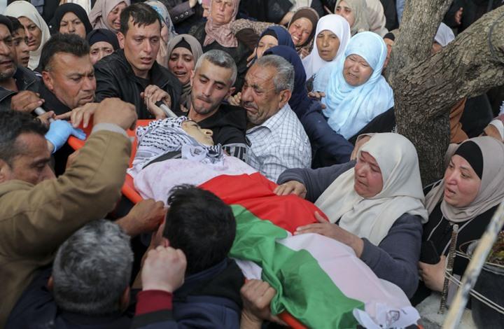 شهيد فلسطيني برصاص الاحتلال شمال الضفة