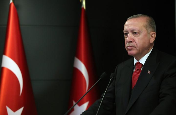 """أردوغان يبشر بمكانة كبيرة لتركيا في """"النظام العالمي الجديد"""""""